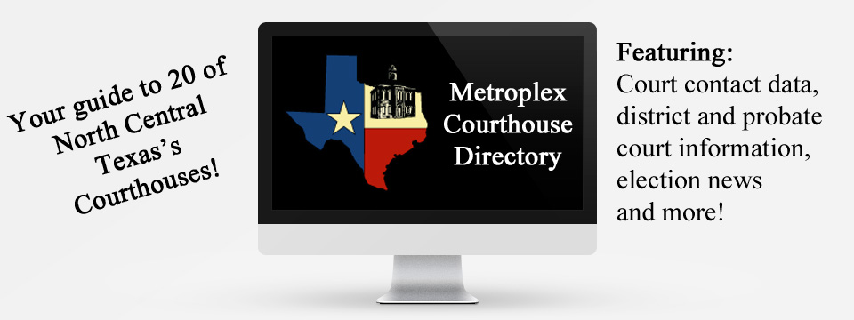 North Central Texas County Courthouse Directory