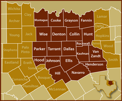 Dfw Area Zip Code Map.Dfw Zip Code Map With Cities Bellissimonyc Com